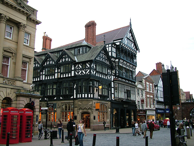 Guide To Chester in Cheshire